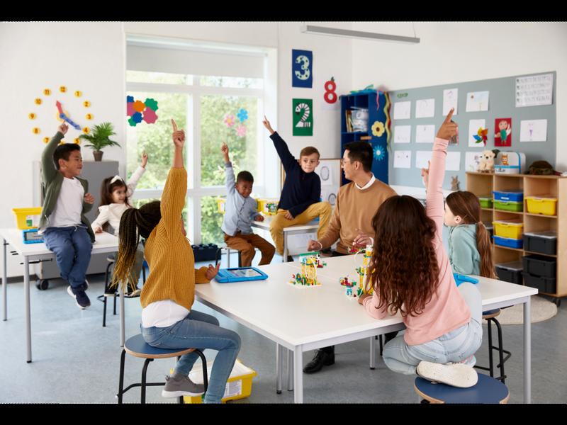 LEGO® Education SPIKE™ Essential klassesett (20 elever)