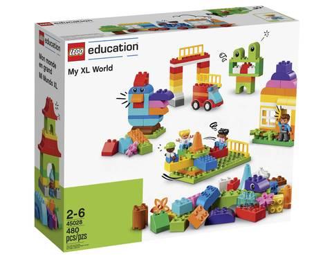 Bilde av  LEGO® Education Min XL Verden