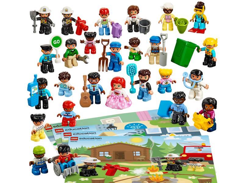 LEGO® Education Mennesker
