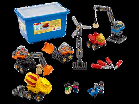 Bilde av  LEGO® Education Maskinteknikk