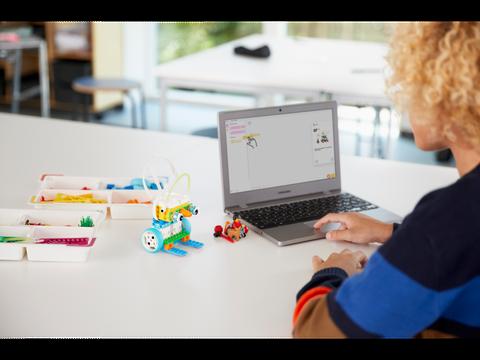 Bilde av LEGO® Education SPIKE™Essential kurs